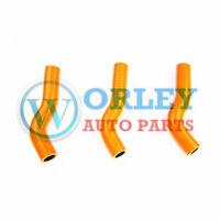 Orange Silicone Radiator hose kit For KTM 250SXF 250 SXF 2007 2008 2009 2010