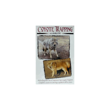 DVD, Mark June's Coyote Trapping, Volume 2, traps trap coyote trapping dvd