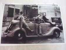 1935 FORD  WITH MARX BROTHERS   11 X 17  PHOTO /  PICTURE