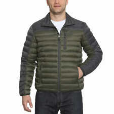 NWT! Gerry Men's Sweater Down Jacket VARIETY SIZES AND COLORS!