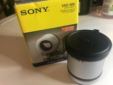 Cybershot Sony Vad-wb And Lens X2.6