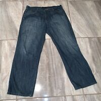 Calvin Klein MENS 38 X 30 JEANS Distressed