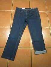 women's JAG mid rise reg fit crop denim jeans SZ 10