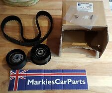 VAUXHALL VIVARO MOVANO DTI CDTI TIMING BELT KIT 9109428 GENUINE NEW VAUXHALL