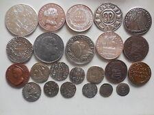 raccolta di 23 riconi di monete di zecche italiane