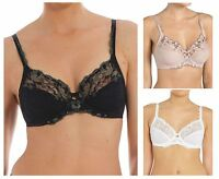 Triumph Modern Bloom Underwired Non Padded Bra 10158473 Black, White or Beige