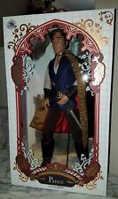"Disney Store 2017 Snow White's Prince 17"" Doll Limited Edition 1 of 3000"