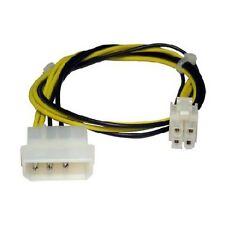 Molex a P4/64 Bit alimentación de 4 pines Cable de alimentación interna cuadrado PC/Reino Unido Vendedor