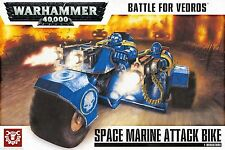 Warhammer 40K: Space Marines - Battle for Vedros - Space Marines Attack Bike