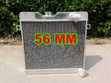56mm custom aluminum radiator for ALFA ROMEO GT 1972-1977 73 1974 Manual