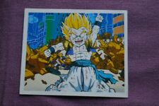VIGNETTE STICKERS PANINI  DRAGONBALL Z TOEI ANIMATION N°105