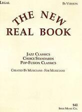 El nuevo libro Real: volumen 1Bb por Sher música Co, EE. UU. (espiral, 1997)
