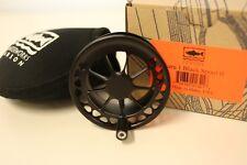 Lamson Guru II Size 1.0 Black Spool New In Box Free Backing Free Fast Shipping