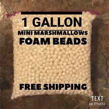 Crunchy Foam Slime Styrofoam Beads  Foam Balls  Styrofoam Balls Polystyrene New