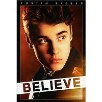 Justin Bieber ‎– Believe CD/DVD Uber Deluxe Ed Box Set NEW/SEALED