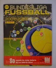 Panini Fußball Bundesliga 2007/2008 Sammelalbum komplett+Original Autogramme HSV