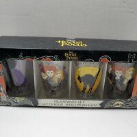Disney Hocus Pocus Pint Glassware Set, Set of 4, 16 oz, New in Packaging