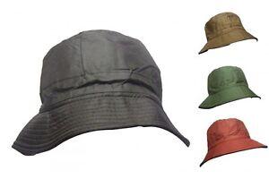 Unisex Waterproof Bucket Hat