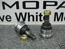 2003-2018 Dodge Ram 2500 3500 New Set of 2 Upper Ball Joint Mopar Factory Oem