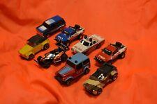 Lot of Vintage Slot Cars ~ Tyco, etc.