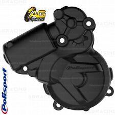Polisport Ignition Cover Protector Black For KTM EXC Freeride Husqvarna TE
