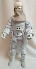 "STAR WARS - 1/6 Scale Star Wars Snowtrooper 12"" Scale Figure Loose 1997 Kenner"