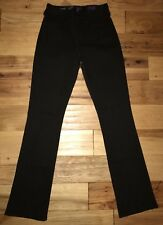 Not Your Daughter's Jeans sz 2 Billie Mini Boot Cut Mahogany Brown crystals New