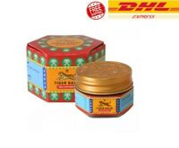 3 x 10g Tiger Balm Plus (Red) Ointment Herb Pain Relief Muscular Aches Sprains