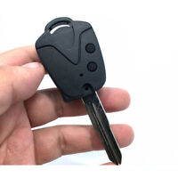 Replacement 2 buttons Remote Key Case Shell FOB Uncut blade Fit for Proton