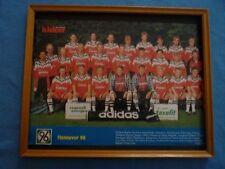 Poster Hannover 96 , Bundesliga 1995
