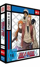 Bleach - TV Serie - Box 2 - Episoden 21-41 - Blu-Ray - NEU