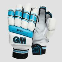 GUNN AND MOORE/GM NEON JUNIOR CRICKET BATTING GLOVES RIGHT HAND