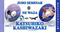 Judo. K. Kashivazaki. Seminario para entrenadores y expertos. Película 1-2.