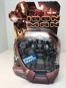 Marvel Iron Man - Iron Monger - Hasbro - 2008 - Opening Cockpit - Action Figure