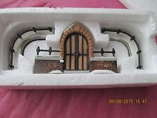DEPT. 56 HERITAGE VILLAGE CHURCHYARD GATE & FENCE 3pc retired 1997 58068 w box