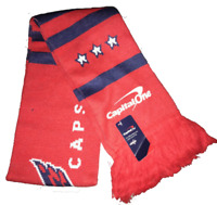 Washington Capitals SCARF Cloth Face Covering SGA NHL Hockey NEW Red Capital One