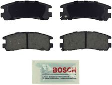 For Chrysler Sebring Dodge Stealth Eagle Talon Rear Blue Disc Brake Pads BE383