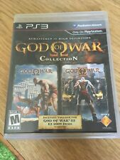 God Of War Collection Ps3 Complete