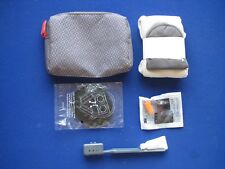 Air France -  Wash/Amenity bag  with contents  -  UNUSED