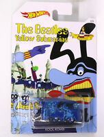 Kool Kombi Hot Wheels The Beatles Yellow Submarine 1:64 Scale Die-Cast Metal
