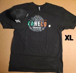 Canelo Alvarez XL-Shirt, Hat & Pin