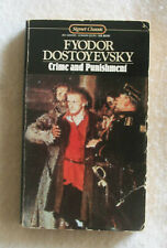 Crime and Punishment: Unabridged by Fyodor Dostoyevsky 1968 Paperback