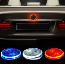 1pcs 82mm Emblem LED White Background Logo Light for BMW 3 4 5 6 7 X M Z Series