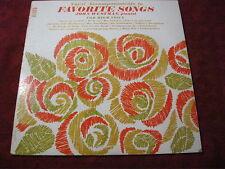 LP JOHN WUSTMAN Favorite Songs  MMO 7009 USA