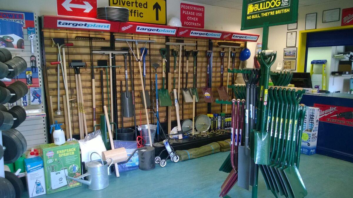 Target Plant & Sales Limted