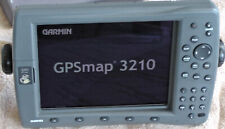 New ListingGarmin Gpsmap 3210 Chartplotter Bundle With Power Cable, Cover, Knobs And Mount