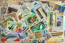 Alto Volta sellos 600 diferentes sellos