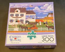 Buffalo Charles Wysocki Tea By The Sea 300 Large Piece Puzzle 92600