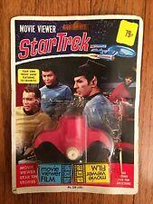 """1967 Vintage Chemtoy """"STAR TREK"""" (Movie Viewer & Stories Film), NEW! RARE!"""