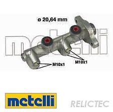 Brake Master Cylinder Vauxhall Opel:KADETT D,CORSA C,CORSA Mk II 2,COMBO 558185